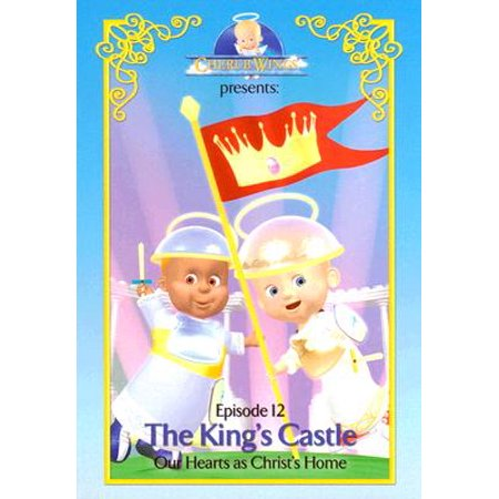 Cherub Wings Presents: The King's Castle Episode 12 DVD - Castle Halloween Episode