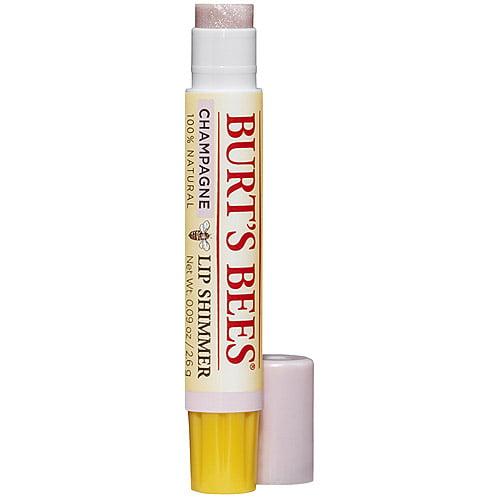 Burt's Bees Lip Shimmer, Champagne, 0.09 oz