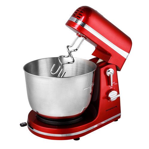 Ovente 6-Speed Professional Electric Stand Mixer
