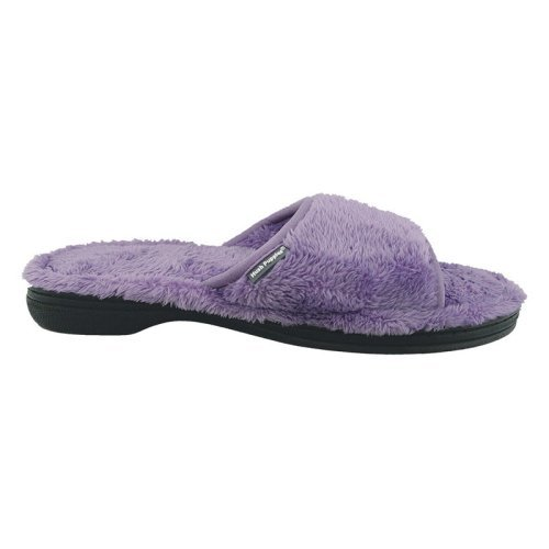 Hush Puppies Womens Cristyl Slippers - Lavender