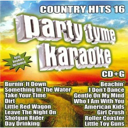 Party Tyme Karaoke: Country Hits 16 (Karaoke Downloads Country)
