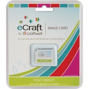 eCraft SD Image Cards-Font Frenzy