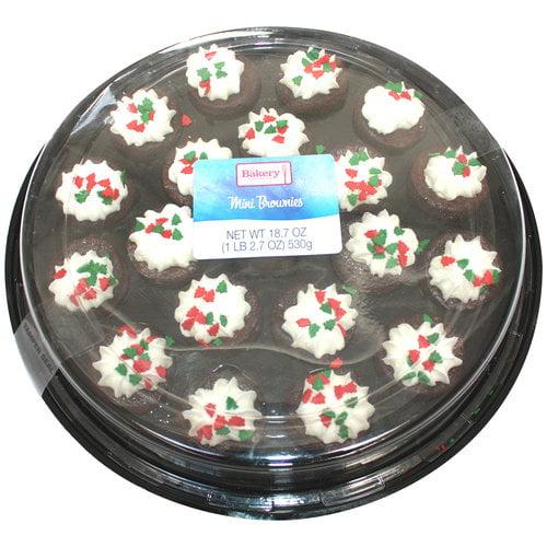 Freshness Guaranteed Vanilla Chocolate Mini Cupcakes 10 Oz 12 Count