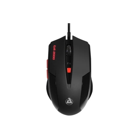 Image of 6BTN USB OPTICAL GAMING MOUSE 2000 DPI