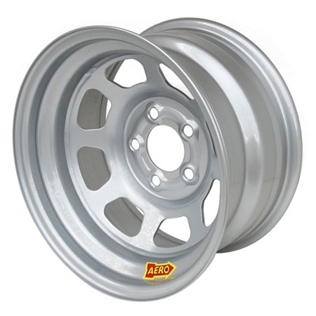 Aero 58-084720 58 Series 15x8 Wheel, SP, 5 on 4-3/4 BP, 2 Inch
