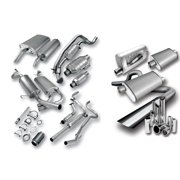 AP EXHAUST PRODUCTS 700104 MUFFLER - MSL MAXIMUM