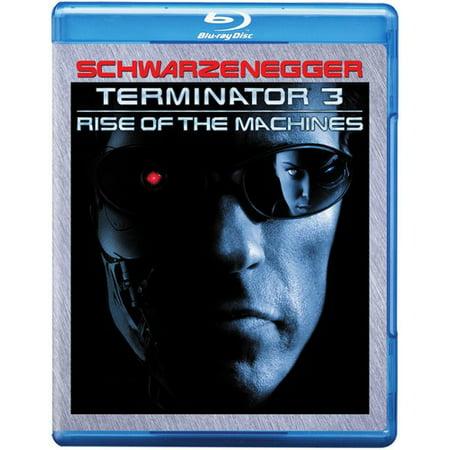 Terminator 3  Rise Of The Machines  Blu Ray