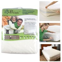 6 Pack King Bed Bug Proof Mattress Cover Protector Waterproof Zippered Vinyl