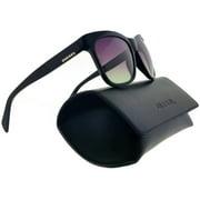 0101-01Z-56 Square Black Purple To Green Gradient Lenses