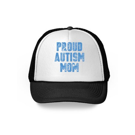 Awkward Styles Proud Autism Mom Hat Autism Mom Hat Autism Mom Gifts Autism Mom Hat for Women Autism Support Gifts for Her Proud Mom Cap Autism Awareness Month Autism Awareness Hats for Mom Mom Gifts