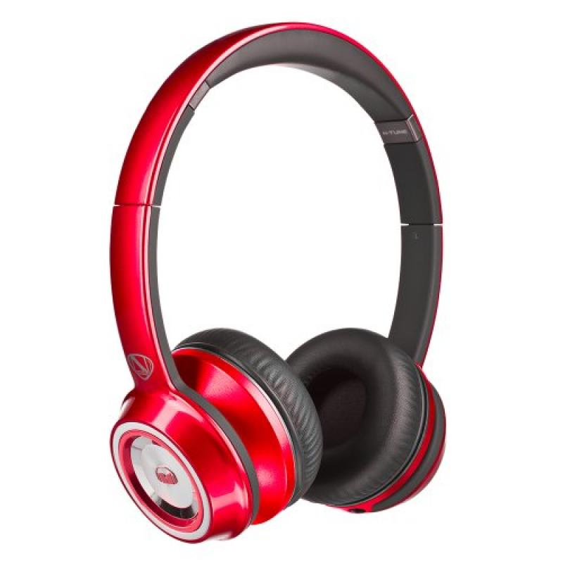 Monster N-TUNE HD On-Ear Headphones, Candy Collection