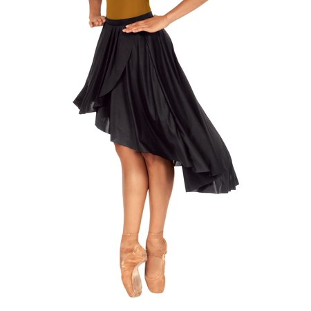 Adult Hi-Lo Pull-On Skirt