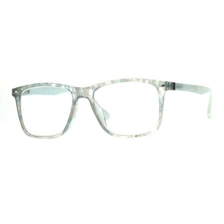c56ebfe96f5 Womens Flower Print Thin Plastic Clear Lens Strength Reading Glasses Pearl  2.5 - Walmart.com