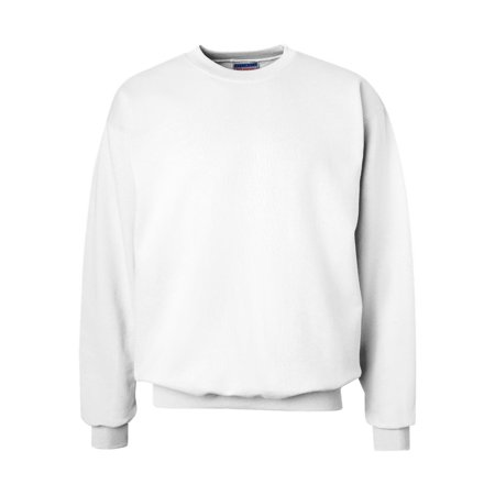 Hanes Ultimate Cotton Crewneck Sweatshirt - Hanes Fleece Ultimate Cotton Crewneck Sweatshirt F260