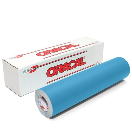 - Oracal ORAMASK 813 Translucent Stencil Film 2 Pack - Two 12 Inch x 20 Foot Rolls