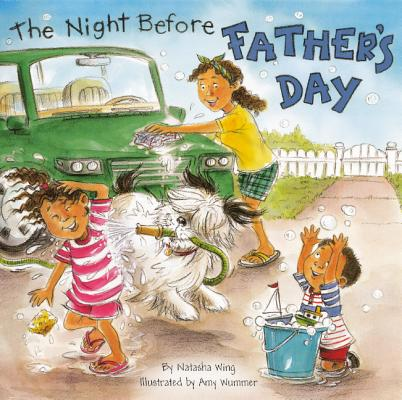 Night Before: The Night Before Father's Day (Hardcover)
