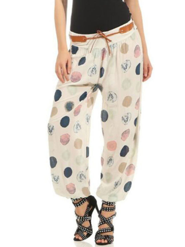 Womens Baggy Harem Pants Yoga Gym Dance Hippie Boho Gypsy Palazzo Trousers