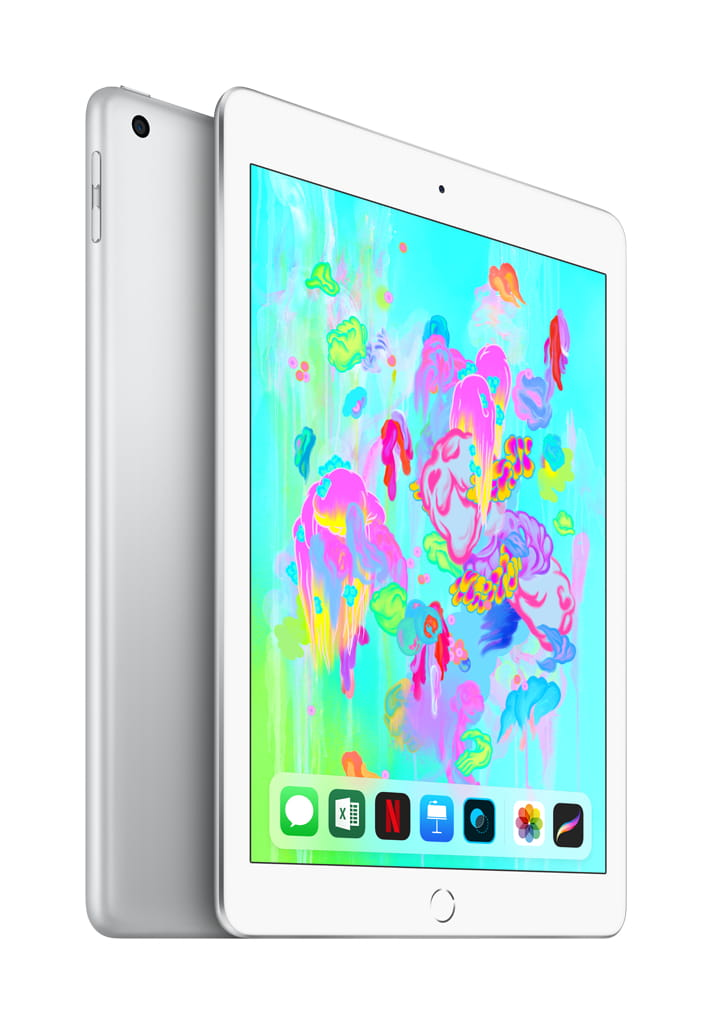 $349 (reg $429) Apple iPad (6th Gen) 128GB Wi-Fi