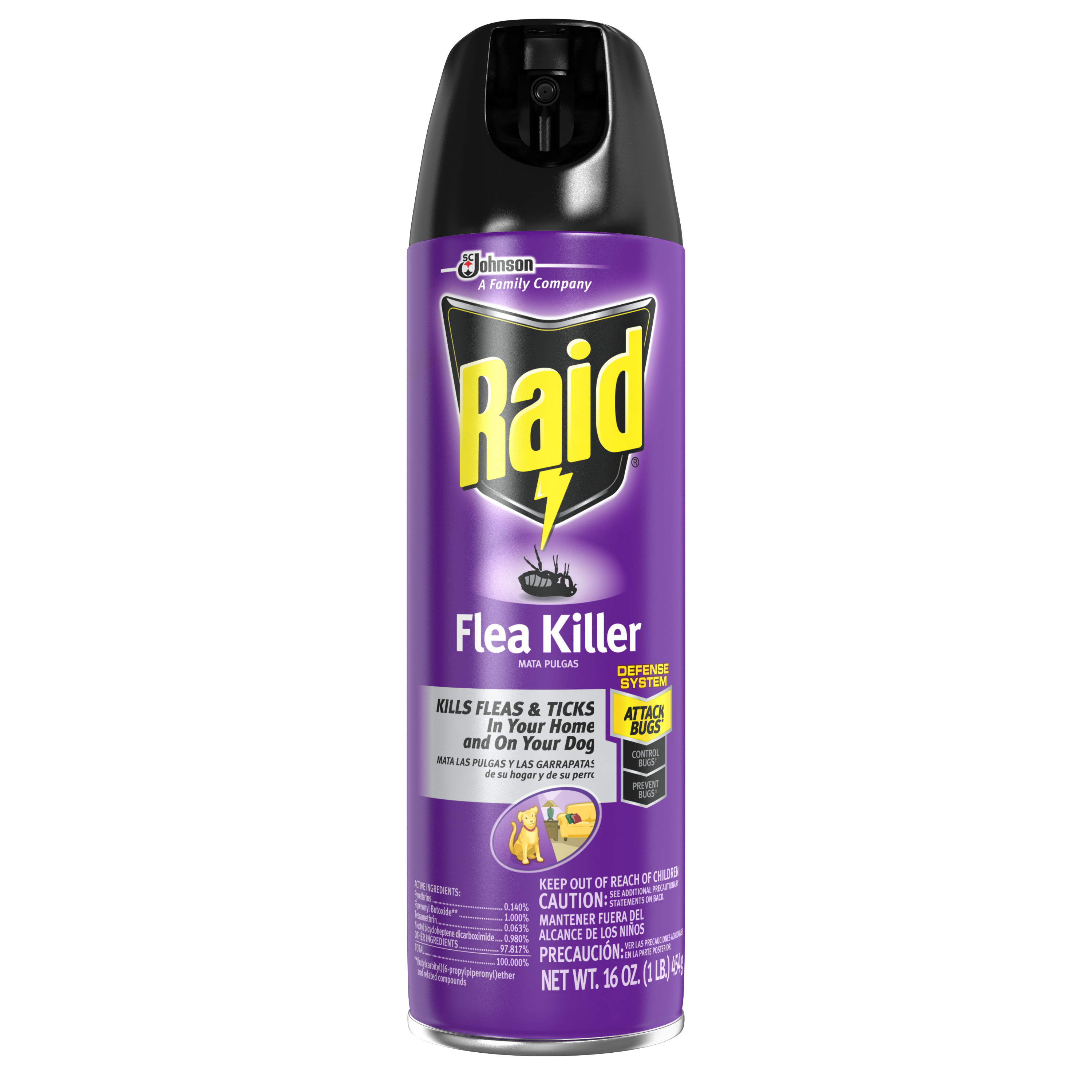 Raid Flea Killer 16 Ounces