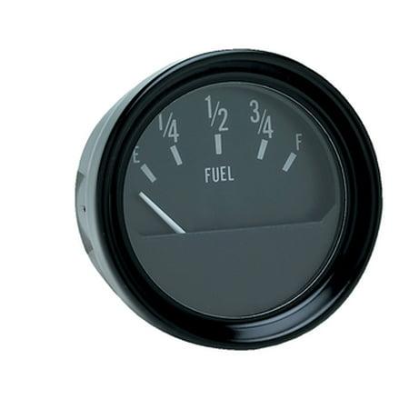 Fuel Gauge Bezel - Seachoice 15441 Fuel Gauge, Black Bezel