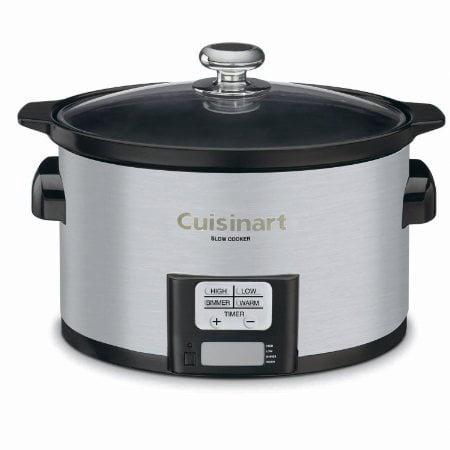 Cuisinart PSC350 3.5 Quart Programmable Slow Cooker [Electronics]