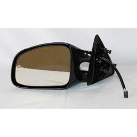 NEW LH DOOR MIRROR FITS PONTIAC 99-02 GRAND AM 99-02 POWER W/O HEAT GM1320239 62568G GM1320239 955-000 22613597 62568G GM1320239