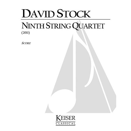 Series Products Stock (Lauren Keiser Music Publishing Ninth String Quartet LKM Music Series Composed by David)