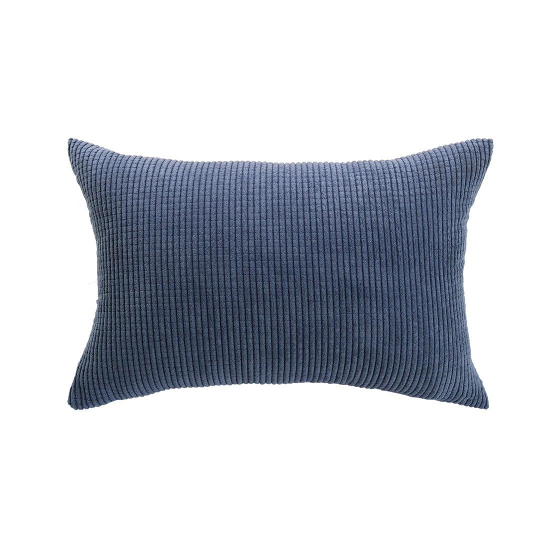 Throw Pillow Cover Velvet Cushion Cover Corduroy Pillow Case for Sofa
