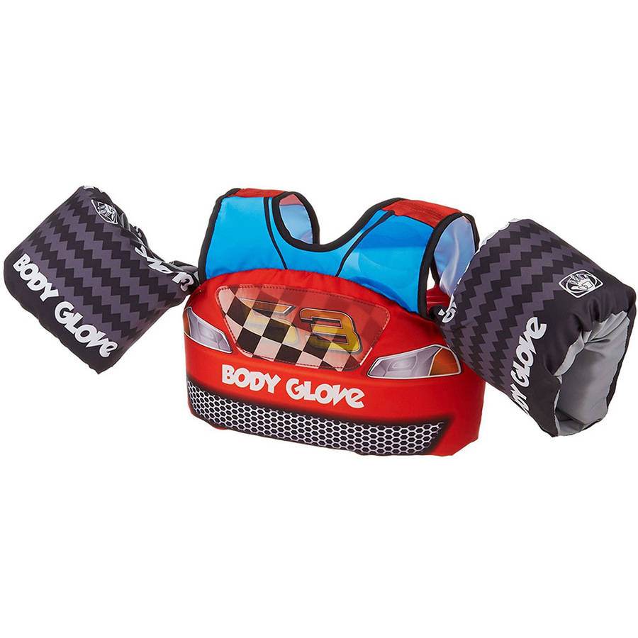 Body Glove Paddle Pals Life Vest, 30 - 50 Lbs
