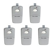Linear 308911 x5 5-Pack 3089 Gate Opener or Garage Door Opener Remotes