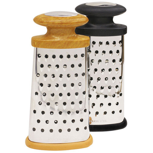 Home Basics 2 Sided Cheese Grater (Set of 2)