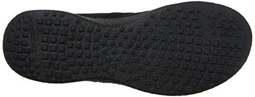 Skechers Women's Burst Very Daring Slip On Sneaker Black