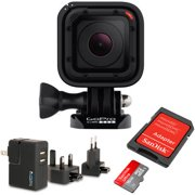 GoPro HERO4 Session with Bonus 16GB SD card and Bonus Accessory