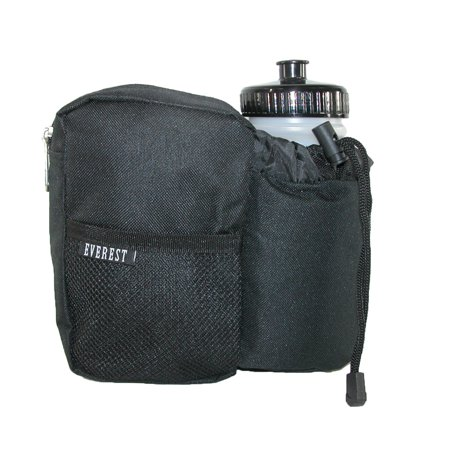 Everest Fabric with Sports Bottle Waist Pack