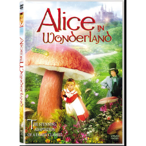 Alice In Wonderland (1985) (Full Frame)