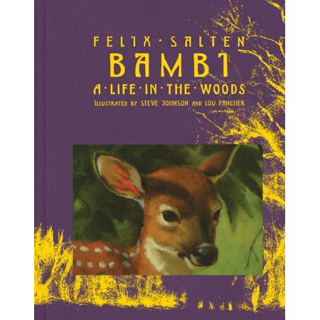 Bambi : A Life in the Woods](Bambi Ears)