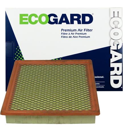 ECOGARD XA5568 Premium Engine Air Filter Fits 2005-2010 Ford Mustang