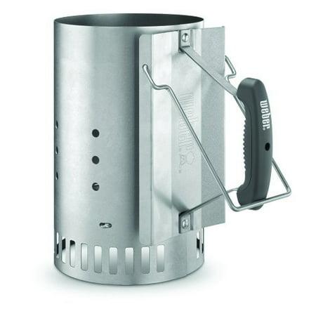 Prefabricated Chimney - Weber 7416 Rapidfire Chimney Starter