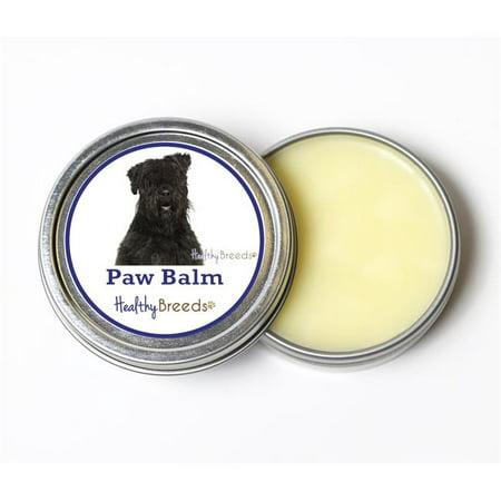 Healthy Breeds 840235193623 2 oz Bouvier des Flandres Dog Paw Balm