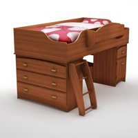 Imagine Twin Loft Bed-Finish:Morgan Cherry