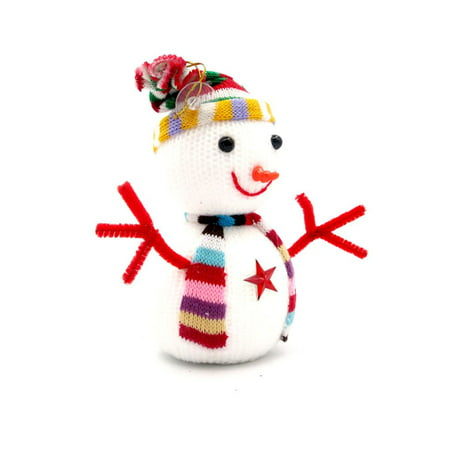 Christmas tree Christmas snowman toy doll Christmas decorations gifts Christmas -