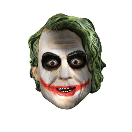 Child Joker Mask - Batman Dark Knight - The Dark Knight Clown Mask