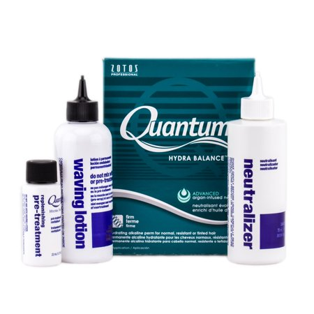 Quantum Hydra Balance Perm (Teal) - Option : Firm (Quantum Firm Perm)