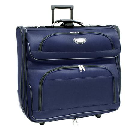 Travelers Select Amsterdam Rolling Garment Bag
