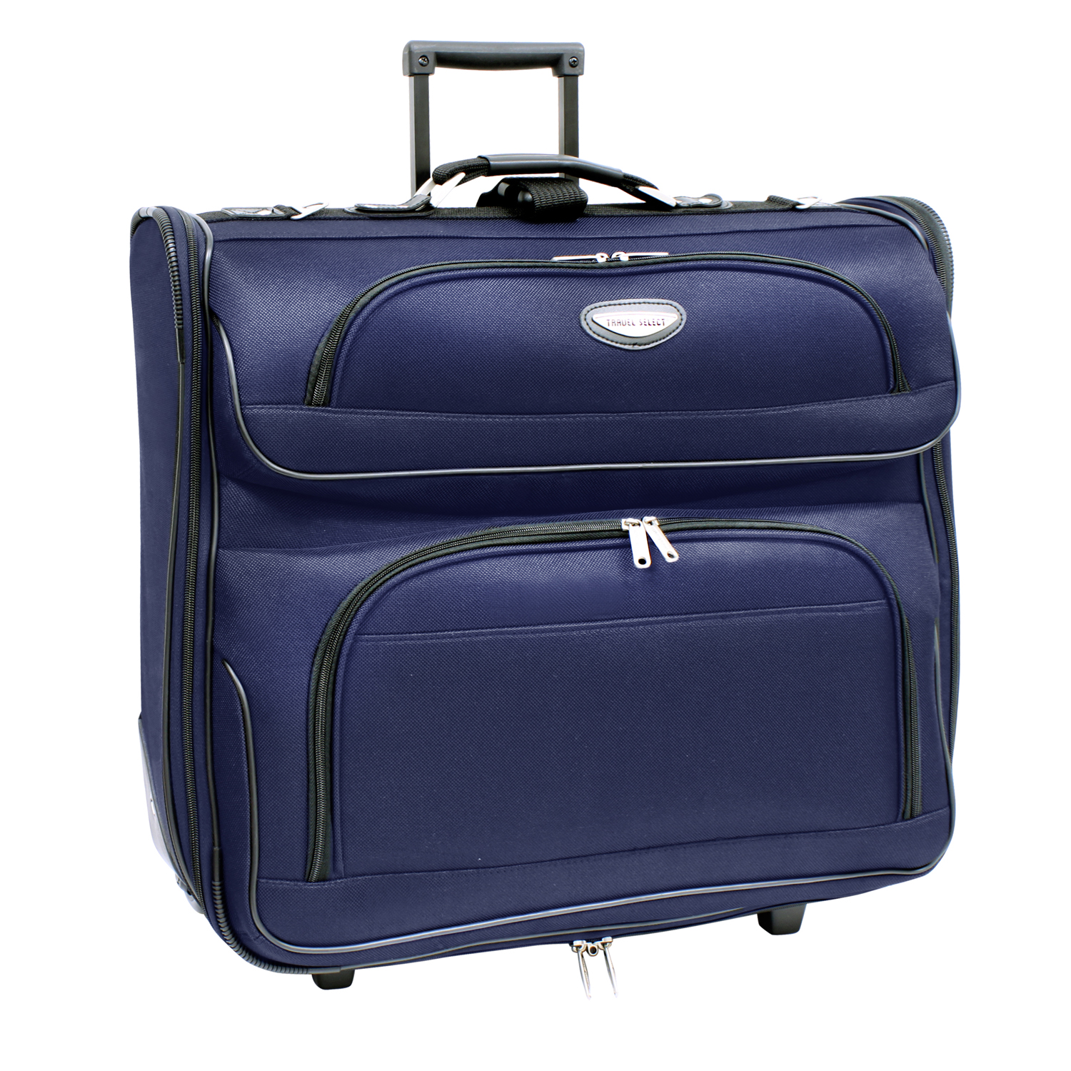 Traveler's Select Amsterdam Rolling Garment Bag