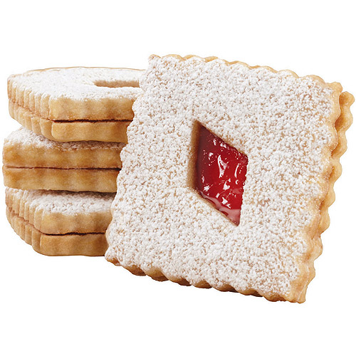 Wilton Linzer Cookie Cutter Set, Square 7 ct. 2308-0113