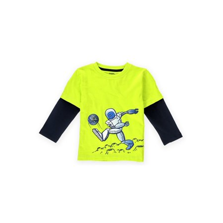 Gymboree Boys Monster Kick Graphic T-Shirt