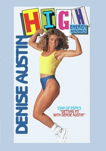 High Energy Aerobics (DVD) by Inspired Studios