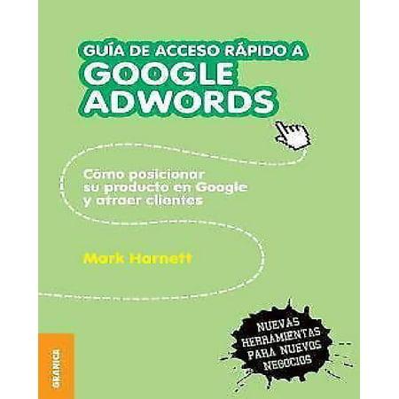 Guia De Acceso Rapido A Google Adwords