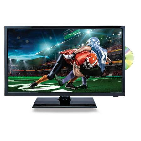 """Naxa NTD-2255 22"""" TV/DVD Combo - HDTV - 16:9 - 1920 x 1080 - 1080p"""